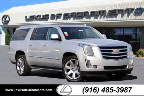 Used 2016 Cadillac Escalade ESV 4WD 4dr Luxury Collection