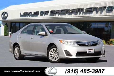 2014 Toyota Camry 2014.5 4dr Sdn I4 Auto LE