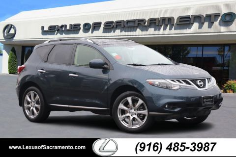 2012 Nissan Murano AWD 4dr LE