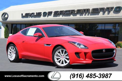2017 Jaguar F-TYPE Coupe Auto Premium