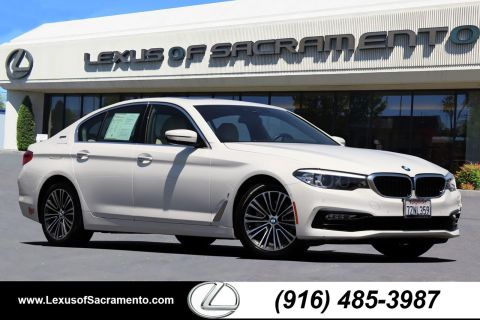 2018 BMW 530e iPerformance 530e iPerformance
